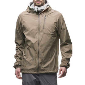 Houdini M's Tag Along Jacket Beach Beige